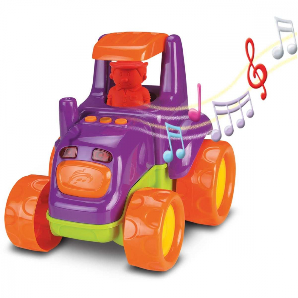 BABY TRUCK TRATOR MUSICAL