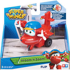 SUPER WINGS VROOM ZOOM