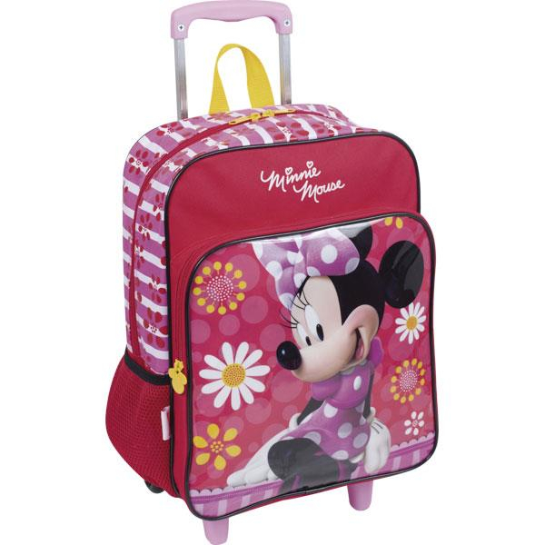 MINNIE 16M PLUS GD 2 BOLSOS ROSA