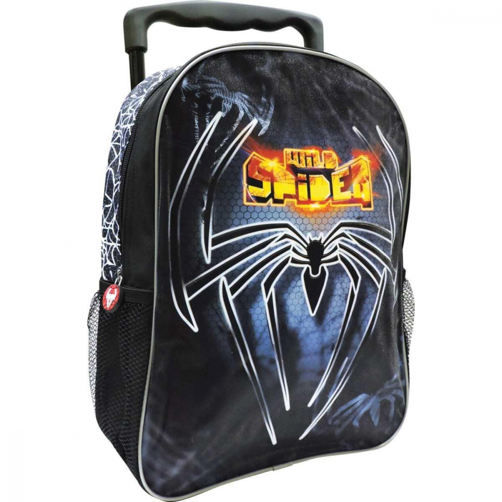 WILD SPIDER GD 2 BOLSOS SORT.