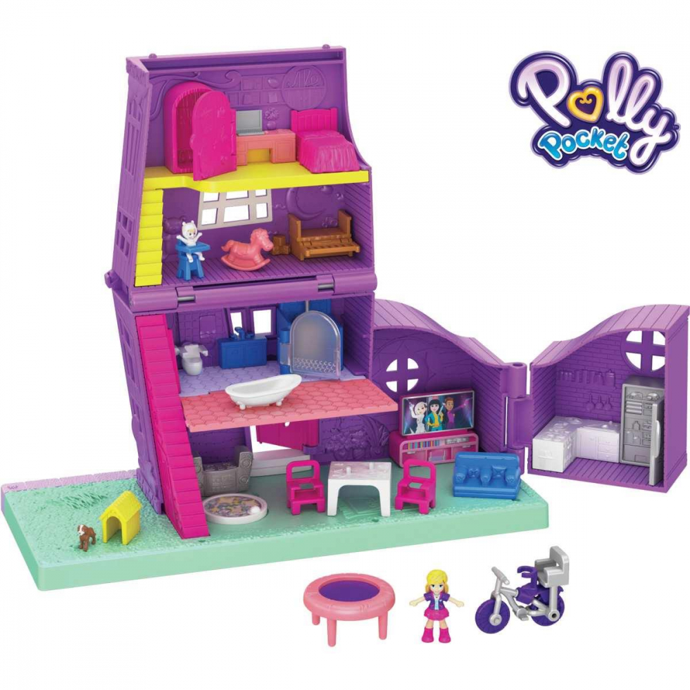 POLLYVILLE POLLY HOUSE