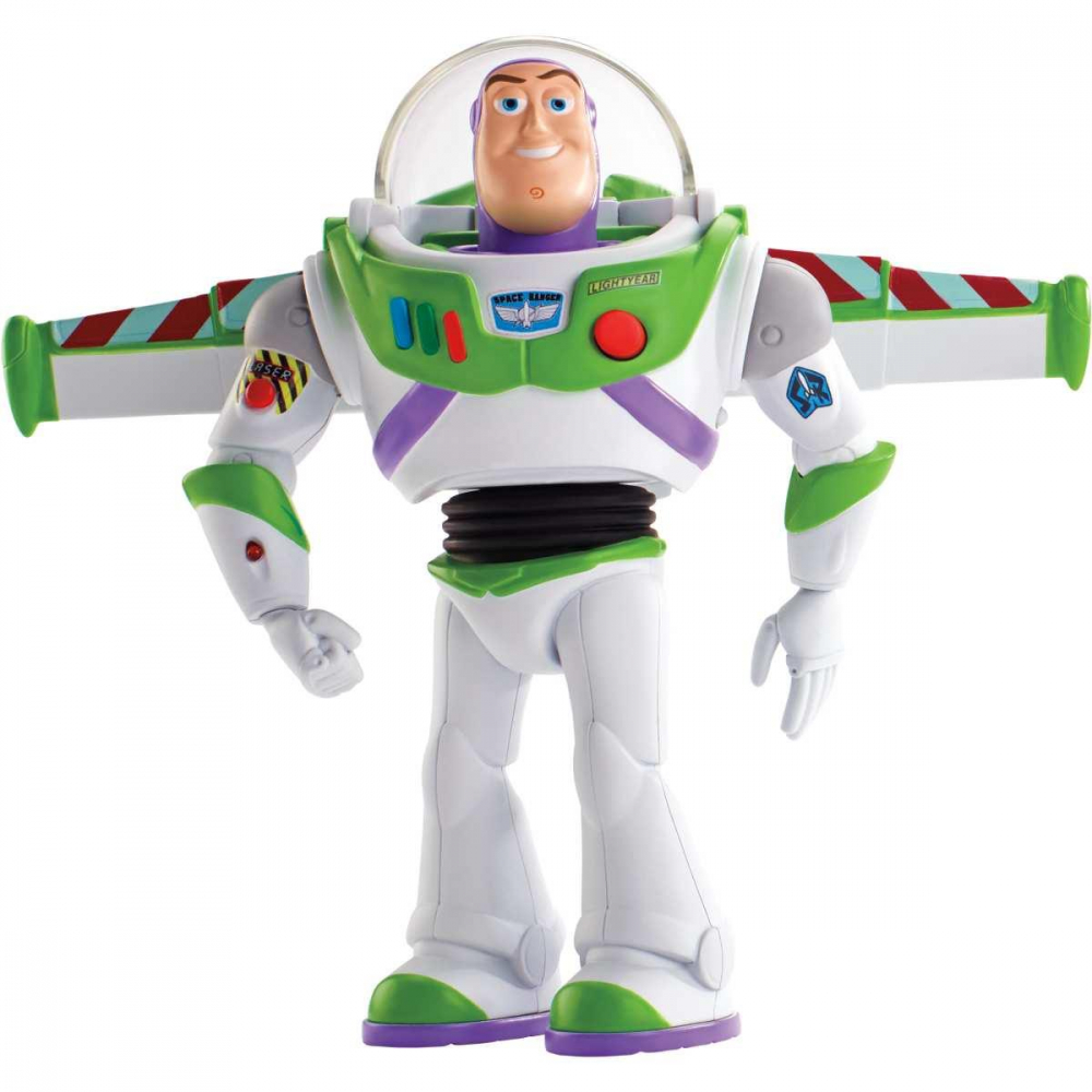 TOY STORY- BUZZ MOVIMENTOS REAIS