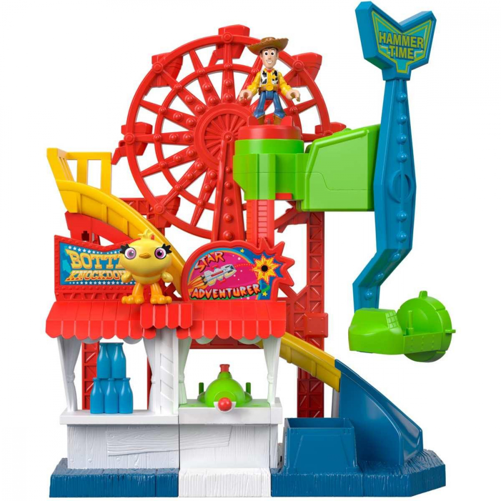 TOY STORY 4 CARNIVAL PLAYSET
