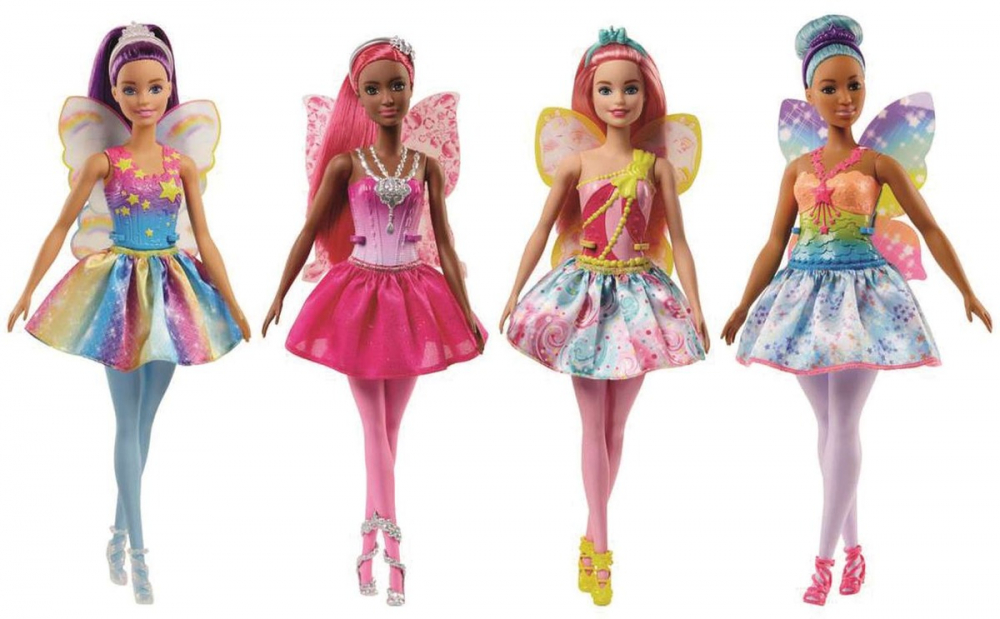 FAN BARBIE FADA
