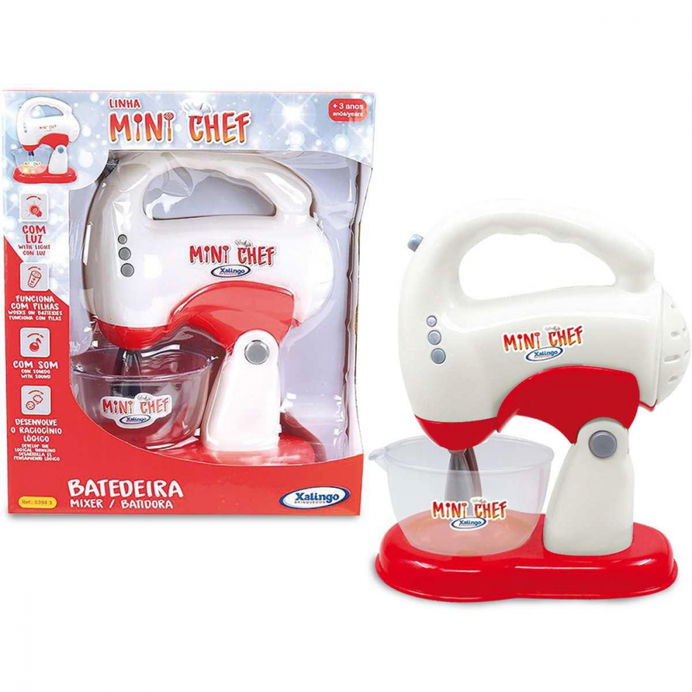 BATEDEIRA MINI CHEF