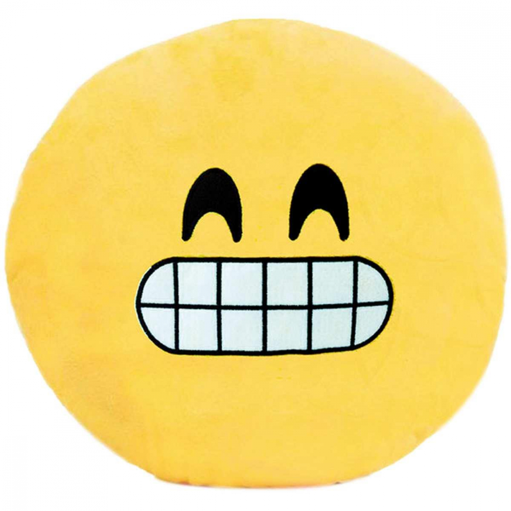 EMOTICON SUPER SORRISO 30CM.