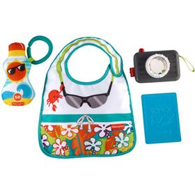 FISHER-PRICE CONJUNTO MINI TURISTA
