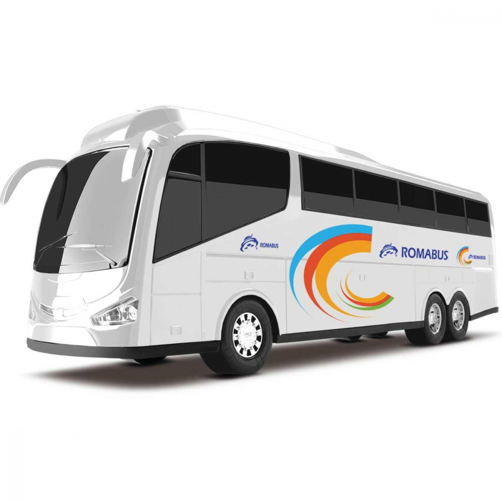 BUS EXECUTIVE BRANCO 48,5 CM