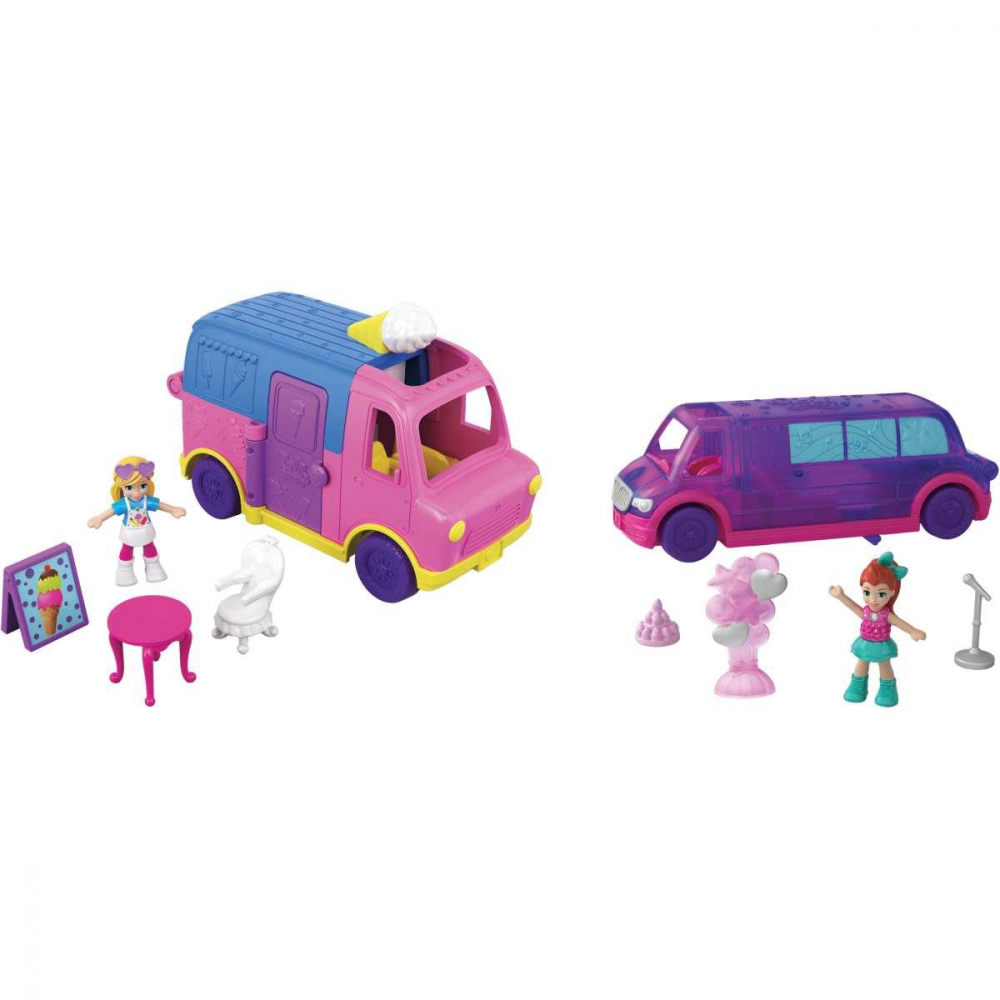 POLLYVILLE CAR