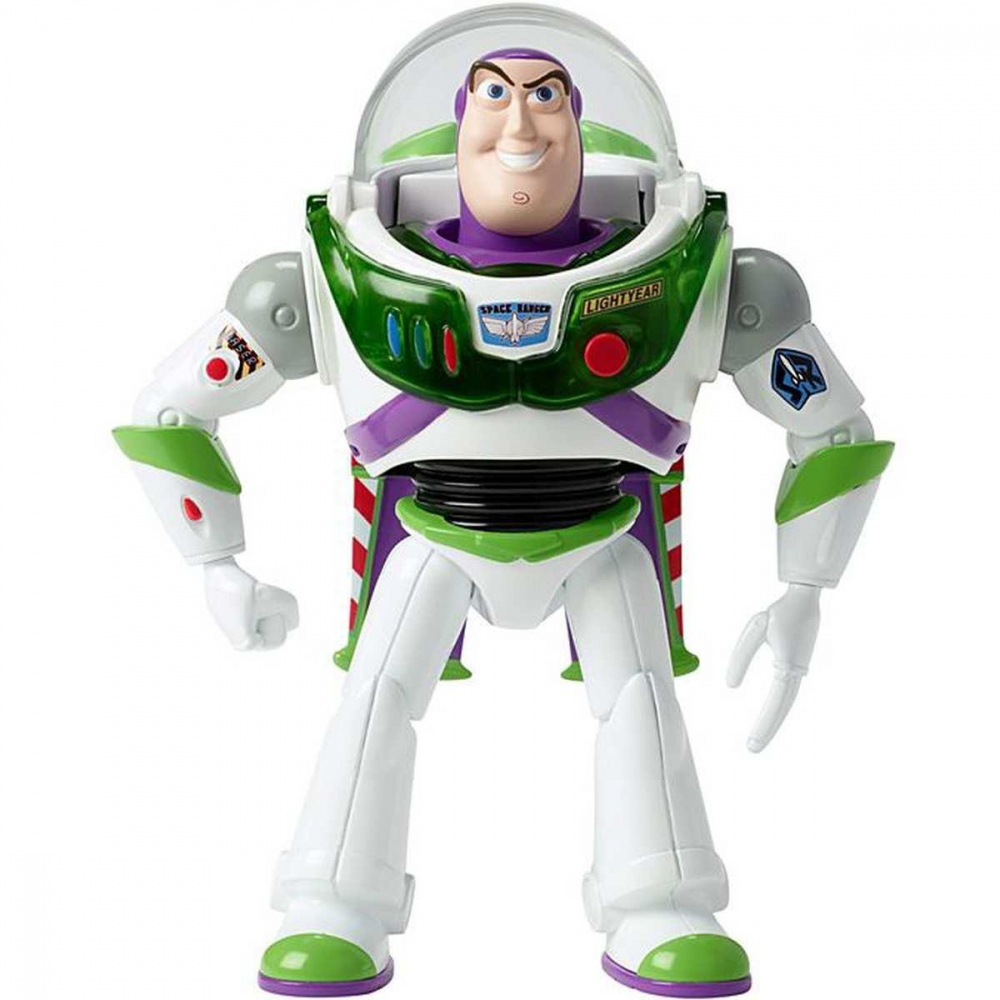 TOY STORY - BUZZ VOO ESPACIAL