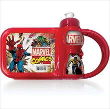 Marvel Comics Kit Lanche